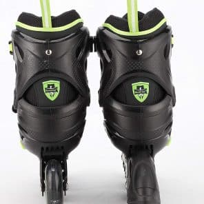 Quantico Inline Skate green